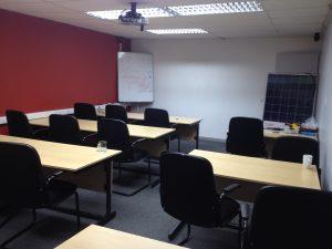 Rubicon JHB Training & Test Venue